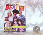 1999 BARBIE GENERATION BEAT DOLL FASHION BOOKLET BOOK MINI CLOTHES CATALOGUE