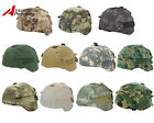 Airsoft Tactical MICH TC-2000 ACH Ver2 Helmet Cover 7 Colors A-TACS/FG/CB/ACU/OD
