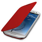 Flip Case for Samsung Galaxy S3 i9300 i9305 Battery Cover Back Sleek and Stylish