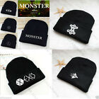 EXO M K Cap Knit Beanie Hat Kpop LUHAN Adjustable Snapback fitted constellation