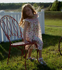 New Gorgeous girl summer dress with flowers and smocked 17066