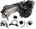 150CC GY6 Scooter ATV Go Kart Engine Motor 150 CVT Carburetor Complete Package L
