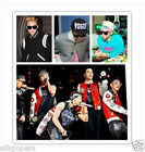 Bigbang badges baseball coat Kpop G-Dragon GD TOP one of a kind new style jacket