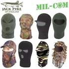 JACK PYKE & MIL-COM BALACLAVAS THINSULATE, 3 HOLE, OPEN