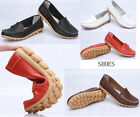 007 New Round flat heel shoes slip work shoes nurse shoes casual shoes Hot