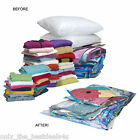 90 X 120 CM LARGE VACUUM STORAGE SPACE SAVING BAG BAGS VAC BAG SPACE SAVER BAG