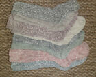 NEW THICK WALKING SOCKS SIZES FROM 4 INFANT - 6 UK JUNIOR BLUE PINK CREAM OTHERS
