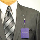 46R SAVILE ROW SUIT SEPARATE - Charcoal Gray 46 Regular - SS11