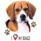 Beagle Love Dress Nightshirt Coverup Pick Your Size