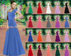 New Bridesmaid Gorgeous Dresses Party Prom Evening Formal Cocktail Size 6-26