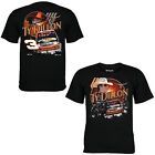 Ty Dillon Chase Authentics #3 Bass Pro Shops Black Burnout Tee FREE SHIP!