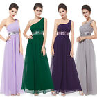 Ever Pretty Ladies Maxi Party One Shoulder Formal Prom Evening Gown Dress 09770