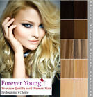 100% Real Remy Human Hair Extensions Head Clip in Best Weft Highlight UK Long