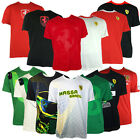 Mens Puma SF Scuderia Ferrari Formula 1 One Replica T-Shirt Top Motorsport Tee