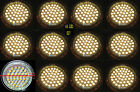 E27 Yellow 44 LED Light Bulb Energy Efficient Wide Angle Lamp 110/220v 3W 1-12pc