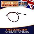 Brake Cable X1 Alko for Trailer Caravan Brenderup Ifor Williams Brian James
