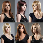 Ladies Long Wig Blonde Red Black Brown Wigs Many Style and Colours. Vogue Wig UK