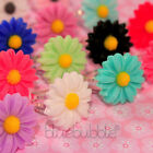 FUNKY VINTAGE 22mm DAISY RING WEDDING FAVOUR CUTE GIFT BRIDE BRIDESMAID PROM EMO