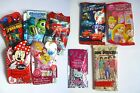 CHARACTER/DISNEY SWEETS/CONFECTIONERY - Range of Popping Candy/Stickers or Cards