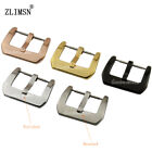 18mm 20mm 22mm 24mm 26mm THICK Steel Watch Band Buckle Strap Clasps For PANER~~