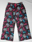 BNWT Official *Monster High* Lounge Pants/Trousers. 7-8, 9-10, 11-12 & 13 Years.