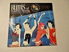 RUMS OF PUERTO RICO PROMO COMPILATION MUSIC CD