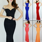 Hot Women's Formal Homecoming Ball Gowns Prom Cocktail Long Party Evening Dress