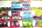 Forever Loom Refill Packs Logo Rubber Bands lot Loomz 2 Charms Disney NFL Nick