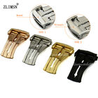 16mm 18mm 20mm New SS Watch Bands Deployment Clasp Strap Buckle For OME--