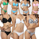 Sexy Girl/Lady Bikini SET Push-up Padded Bra Swimsuit Bathing Suit Swimwear 2014