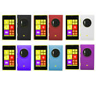 Hard Rubberized Matte Snap-On Slim Cover Case for Nokia Lumia 1020