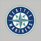 Seattle Mariners MLB Team Logo Vinyl Decal Sticker Car Window Wall Cornhole on Ebay