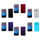 Hard Rubberized Matte Snap-On Slim Cover Case for Alcatel One Touch M Pop OT5020