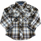Timberland Childrens Long Sleeve Shirt (T2D13 103) R5