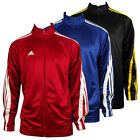 Mens Adidas EU Club ClimaCool Track Suit Top Basketball Jacket Big Tall Sizes