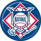 National League Mlb Logo Vinyl Decal Sticker Car Window Wall Cornhole