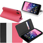 For LG Google Nexus 5 - PREMIUM Folio Leather Wallet Case Flip Hard Cover Stand