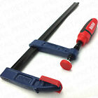 ★CHOOSE PACK SIZE★ 300x80mm HEX TIGHT F-CLAMP Large Heavy Duty Wide Metal G/Vice