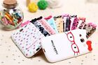 Cute 3D Bow Bowknot Hello Kitty Soft Back Case Cover for Samsung Galaxy S3 I9300