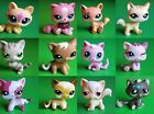LPS LITTLEST PET SHOP CATS & KITTENS (2)  - HASBRO - LOTS TO CHOOSE FROM