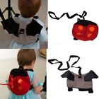 Ladybug & Bat Baby's Backpack Bag Harness Safety Child Toddler Walking Rein -ZC