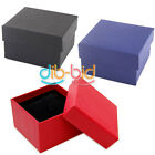 Present Gift Boxes Case For Bangle Jewelry Ring Earrings Wrist Watch Box KZUK