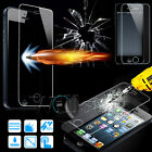 GENUINE TEMPERED PREMIUM GLASS FILM SCREEN PROTECTOR FOR APPLE IPHONE & SAMSUNG