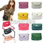 Women Tote PU Leather Crossbody Satchel Shoulder Handbag Purse Messenger Bag NEW