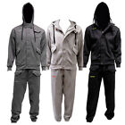 Junior Boys Location Full Fleece Tracksuit Hoody Pant Kids Jogging 2 Piece Set