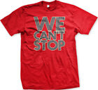 We Cant Stop Lyrics Miley Cyrus Party Swag Twerking Music Dance Mens T-shirt