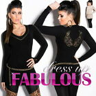 NEW SEXY 6 8 10 WOMENS JUMPER MINI DRESS SWEATER KNITTED LONG TOP PARTY EVENING