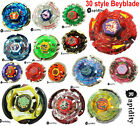 beyblade metal masters & WBBA Limited version top &4D launche lot set collection