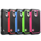New Heavy Duty Impact Rugged Hard Case Cover for Samsung Galaxy  S5 SV i9600