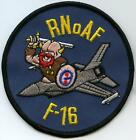 NTM NATO TIGER MEET PATCH COLLECTIONS: RNoAF Royal Norwegian Air Force F-16